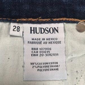 Hudson Jeans Jeans - Hudson Straight Leg Jeans Sz. 28 (ER2)